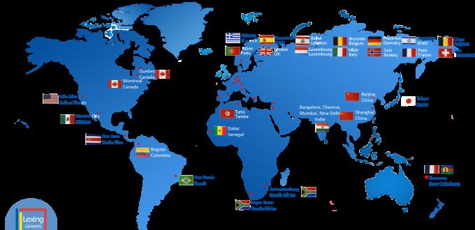 Carte réseau Lexing 06 2016 (anglais)