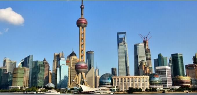 Shanghai-Lujiazui